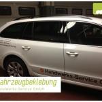 Fahrzeugbeklebung Handwerks-Service